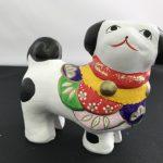 富山人形「古代犬」
