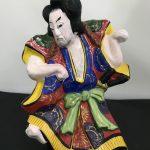 三河大浜人形「狐忠信」