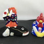 中湯川人形「酉シリーズ」